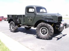 Bear Gulch Power Wagon