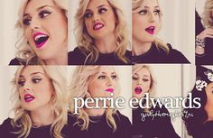 Perrie Edwards :) ♡ ♡ ♡