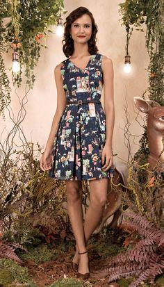 Frocks, Ideias Fashion, Womens Fashion, Casual, Vintage, Dresses, Outlet, Style, Light Dress