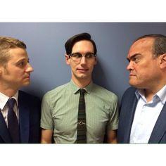 Ben McKenzie,Cory Michael Smith And David Zayas