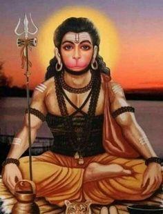 Please DM for credits / removal. Hanuman Chalisa, Krishna Hindu, Krishna Statue, Shiva Shakti, Hindu Deities, Hinduism, Hanuman Tattoo, Shiva Yoga, Shiva Tattoo