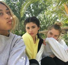 Hair Inspo ♥ Jordyn Woods × Kylie Jenner × Anastasia Karanikolaou