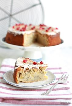 {Let's cook together} Apfel-Mohn-Kuchen – Raspberrysue