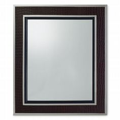 City Modern Mirror - Chests / Mirrors - Furniture - Products - Ralph Lauren Home - RalphLaurenHome.com