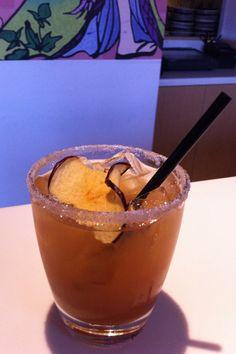 Spice Rum Punch 1.5 oz spiced rum 6 oz Apple cider punch Apple Cider ...