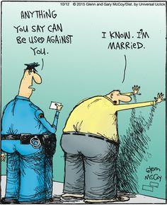 Funny Jokes To Make You LOL 👈🏻🍺😎😁👍 Hilarious Jokes & Humor - Clean Jokes, Dirty Jokes, Dad jokes & more. Cartoon Jokes, Funny Cartoons, Funny Comics, Funny Jokes, Work Cartoons, Dad Jokes, Cops Humor, Police Humor, Jokes
