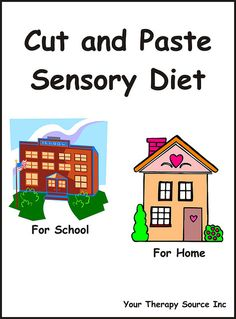 1000 images about sensory diet on pinterest sensory diet sensory processing and activities. Black Bedroom Furniture Sets. Home Design Ideas