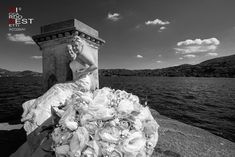 Wedding Photographer: Amazing Wedding in Orta San Giulio Wedding Venues, Wedding Photos, Spring Wedding Bouquets, Elopement Ideas, Amazing Weddings, Tower Bridge, Wedding Couples, Black And White Photography, Wedding Planner
