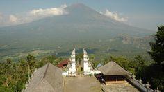 Lempuyang temple in Tirta Gangga Karangasem East-Bali