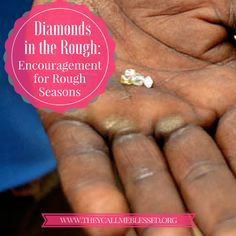 Diamonds in the Roug