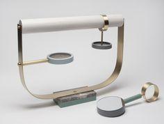Zoë Mowat combines simple forms and bold colours