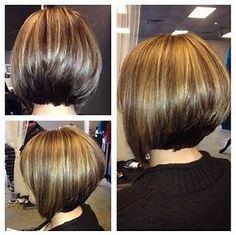 Angled Short Haircut Choice Image - Haircut Ideas for ...