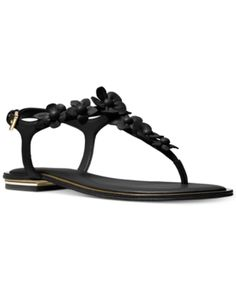 a9e37c78530d Anne Klein Sport Imperial Thong Wedge Sandals