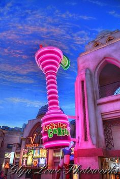 Happy Ending Las Vegas Strip