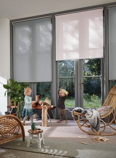 8 Simple and Creative Tips Can Change Your Life: Bathroom Blinds Hunter Douglas wooden roller blinds.Blinds And Curtains Pictures. Bedroom Curtains With Blinds, Living Room Blinds, Diy Blinds, House Blinds, Fabric Blinds, Privacy Blinds, Blinds For French Doors, Blinds For Windows, Shutter Blinds