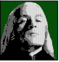 Textile Transfigurations: Harry Potter Blanket Squares may have to knit up some Lucious Harry Potter Cross Stitch Pattern, Counted Cross Stitch Patterns, Cross Stitch Designs, Cross Stitch Embroidery, Harry Potter Crochet, Harry Potter Quilt, Harry Potter Items, Cross Stitch Boards, Cross Stitch Tree