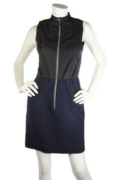 Celine Brown Leather Hobo Shoulder Bag Purse w Logo Chain 100 ...