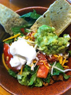 Taco Rice #recipe