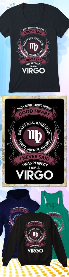 I am a Virgo - Limited edition. Order 2 or more for friends/family & save on shipping! Makes a great gift!