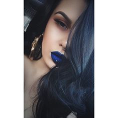 "ourfa zinali on Instagram: ""Paint liquid lipstick (available tomorrow) with Morocco shadow blown out on the eyes, both by @anastasiabeverlyhills. Lashes are T Dot Oooh by @velourlashesofficial. """