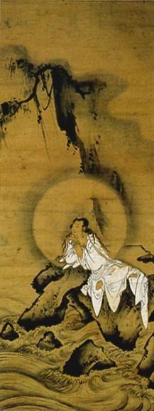 KITSUSAN Mincho (1352-1431), Japan 吉山 明兆