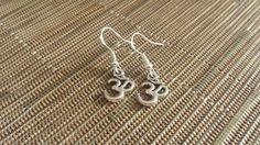 Sterling Silver Ohm Earrings *Nothing Over $6* in Jewellery & Watches, Handcrafted Jewellery, Earrings | eBay
