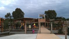 Markham Reserve Playground in the inner south eastern suburb of Ashburton is a fabulous place to take the kids, so much stuff to do :) #play #park #ashburton