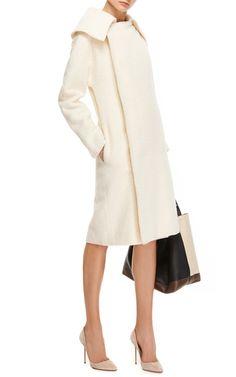 Textured Wool Coat by J.W. Anderson - Moda Operandi