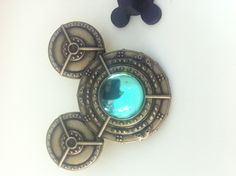 Steampunk Disney pin
