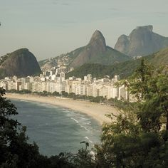 With a prime location overlooking Copacabana Beach, Belmond Copacabana Palace is one of the best Rio de Janeiro hotels. Copacabana Palace, Copacabana Beach, Oh The Places You'll Go, Places To Visit, Visit Rio, Beautiful Places To Travel, Best Hotels, Brazil, Around The Worlds
