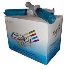 Jello Shot Syringes. I need these!