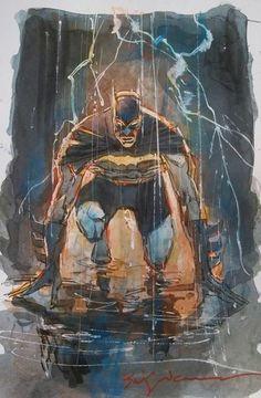 Batman - Bil Sienkiewicz