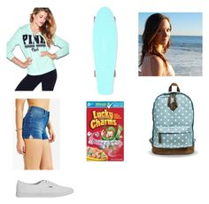 """Alisha Marie style"" by maybeckc ❤ liked on Polyvore featuring Vans, BDG and Mossimo Supply Co."