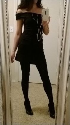 Girls Night Out clubbing outfit for Fall