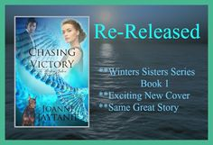 Joanne Jaytanie : Re-Release of The Winters Sisters ~ Book 1, Chasin...