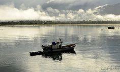 Barcos e Canoas da Carretera Austral, Chile