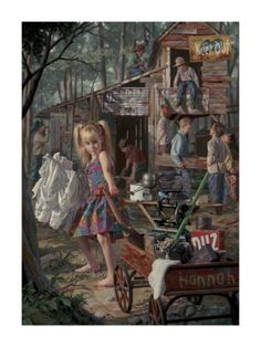 The Clubhouse by Bob Byerley
