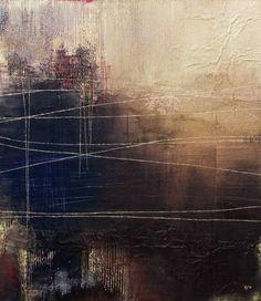 "Saatchi Art Artist Yenny Yohan; Painting, ""Land of The God II"" #art"
