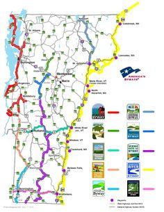 Vermont Byway Maps | Explore Vermont's Byways