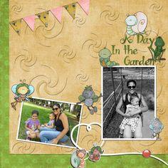 DIY, Coisas fofas papelaria, minha paixão pelo Scrapbook artesanal, híbrido e digital!: New kit Joyful Summer