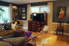 """Matthew's """"Sweater Swank"""" Room Room for Color Contest"""