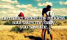 "Kenny Chesney ""Baby You Save Me"""