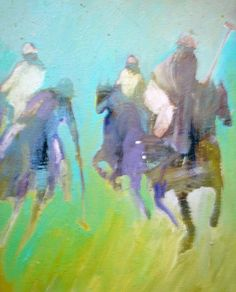 #horses-Earl-Biss-oil-painting-pi...     http://tracksandloops.weebly.com/