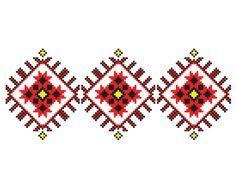 Romanian Folk and Patterns Folk Embroidery, Embroidery Patterns Free, Stitch Patterns, Creative Embroidery, Palestinian Embroidery, Cross Stitch Borders, Popular Art, Pattern Art, Graphic Illustration