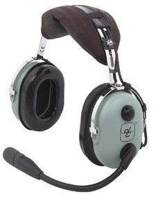 David Clark 10-13.4 pilot headset. Stereo. I've been using these for 15 years. Very tough. Always work. Look no further.