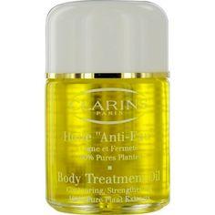 Clarins Body Treatment Oil...prevents stretch marks I swear by it!