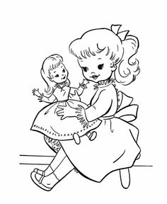12 best build a bear party at home images doll stuff baby dolls 1940s Dolls Baby bluebonkers kids birthday party coloring page sheets playing with a baby doll birthday present free printable birthday party fun coloring pages