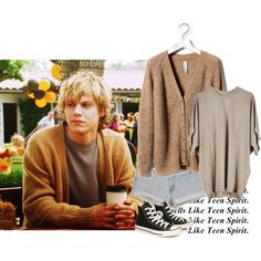 """Tate Langdon"" by stompstomp on Polyvore"
