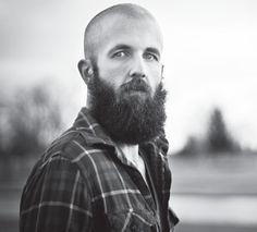when i bald, i shall beard.