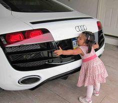 Ahhhhh Audi.
